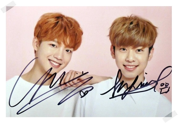 signed MXM Kim Dong hyun Lim Young Min autographed group photo 6 inches freeshipping 3 versions 102017 got7 got 7 youngjae kim yugyeom autographed signed photo flight log arrival 6 inches new korean freeshipping 03 2017