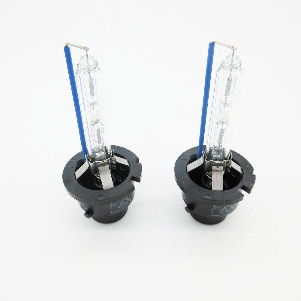 (2 Pieces/lot) Xenon Bulb D2S D2R D1S 12V 35W 5500K 4300K Headlight Car Light Source
