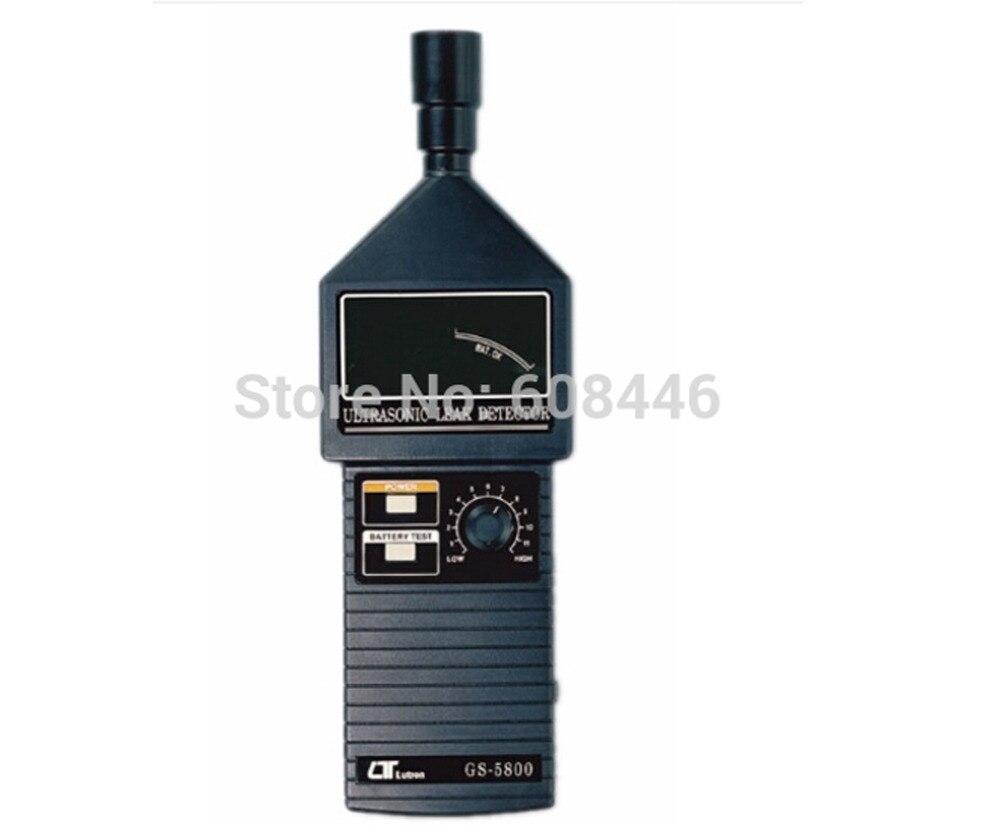 NEW Digital Ultrasonic Leak/Leakage Detector Meter Tester,GS-5800,LUTRON Free shipping
