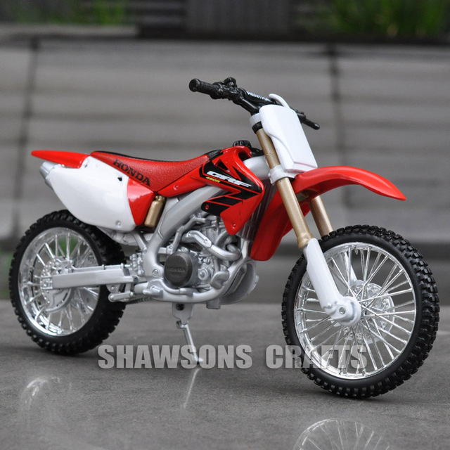 Honda 450 dirt bike