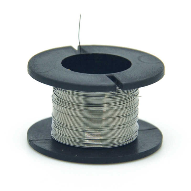 2PCS/30meters 32g Nichrome Wire Diameter 0.2MM Kanthal-a1 DIY Manufacturing Heating Wire As Transmission Cable