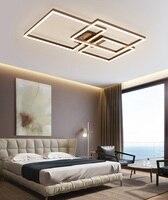 New modern LED luzes de teto Nordic Criativo Sala de estar Quarto Principal Restaurante Sala de Estudo Lâmpadas de Teto Varanda Corredor|Luzes de teto| |  -
