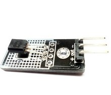 Analog temperature sensor, LM35D LM35 module for Arduino