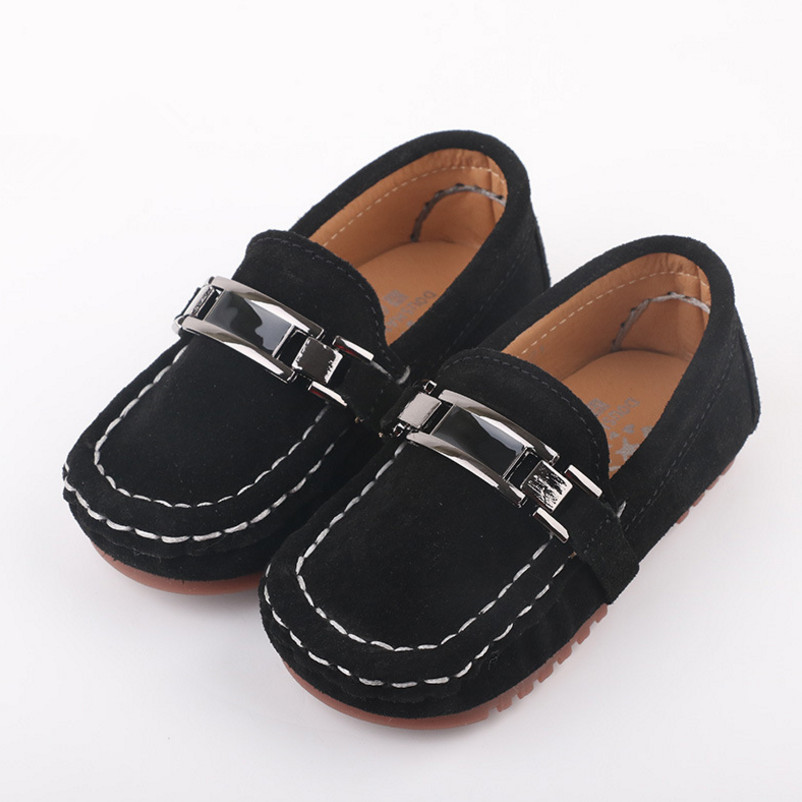 2018 New Spring Autumn For Children Casual Shoes Genuine Leather Sport Kids Sneakers Boys Fashion Toddler Baby Boy Shoes Loafers 2017 babyfeet spring and autumn children sneakers baby girls child toddler shoes breathable fashion pu leather boys sports shoes