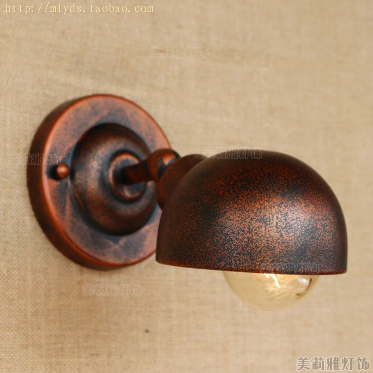 Loft Retro Style LED Wall Lamp Vintage Fixtures Stair Lighting Edison Idustrial Wall Sconce Arandela Aplik Lamba retro vintage industrial wall lamp lights fixtures indoor lighting in loft style arandela aplik edison wall sconce