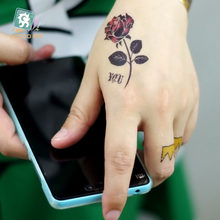 Hand Rose Tattoo Promotion Shop For Promotional Hand Rose Tattoo On