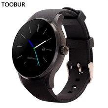 Toobur Bluetooth Frauen Smartwatches K88S Smart Uhren Pulsmesser für IOS Android Unterstützung SIRI SIM