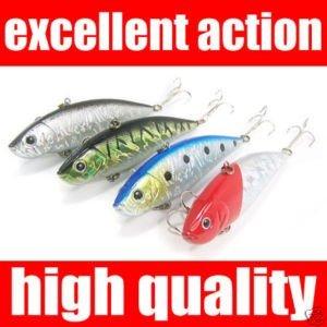 wholesale,FISHING LURES Crankbaits VIB lure Bait set kit HD-95-S4,free shipping