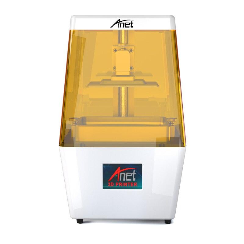 UV LCD 3D imprimante intelligente 30um haute précision Ultraviolet 30um lumière polymérisation imprimante 3D avec Base en alliage d'aluminium moulé sous pression
