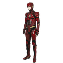 Justice League The Flash Cosplay Costume Halloween Superhero Suit Batman Cosplay The Flash Cos DC Movie 2017 Barry Allen Armor
