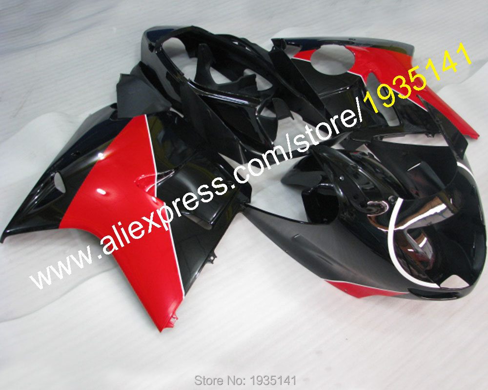 Hot Sales,Motorbike aftermarket kit For Honda CBR1100XX 96-07 CBR 1100 XX 1996-2007 red black body Fairing (Injection molding) hot sales cbr 1100 xx 96 07 body kit for honda cbr1100xx 1100 blackbird 1996 2007 blue motorcycle fairings injection molding