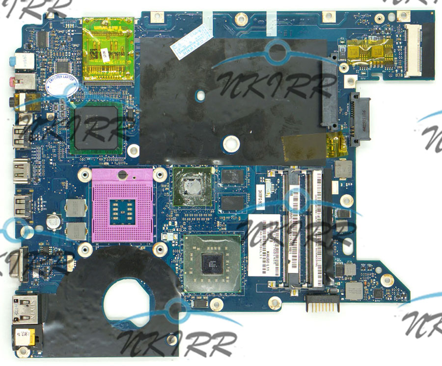 100 working KAL90 LA 4493P REV 1A PM45 KALG0 478 MotherBoard for ACER Aspire 4336 4736