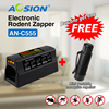 Buy Aosion Pest Control Electric Mouse Mice Rat Trap Killer Rat Zapper Got Portable Mosquito Repeller