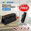 Buy Aosion Pest Control Electric Mouse Mice Rat Trap Killer Rat Zapper Got Portable Mosquito Repeller