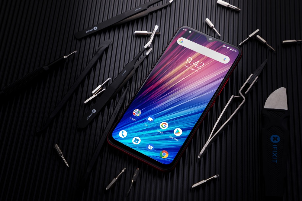 "Image 5 - UMIDIGI F1 Play Android 9.0 48MP+8MP+16MP Cameras Mobile Phone 6GB RAM 64GB ROM 6.3"" FHD+ Helio P60 Global Smartphone Dual 4G-in Cellphones from Cellphones & Telecommunications"
