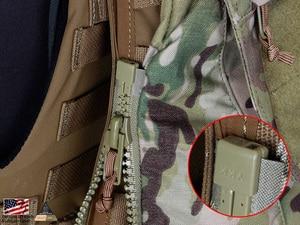 Image 4 - TMC Pouch Zip ON Panel FOR Vest Plate Carrier AVS JPC2.0 CPC Gear MC CP TMC2483
