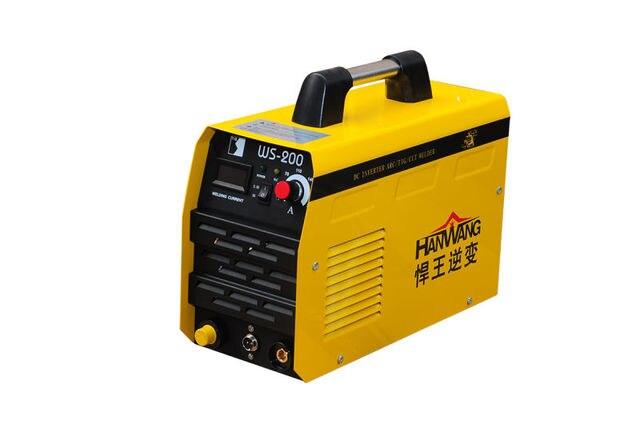 Inverter DC TIG Welding machine WS-200, single phase TIG200 Welder, tig welding equipment