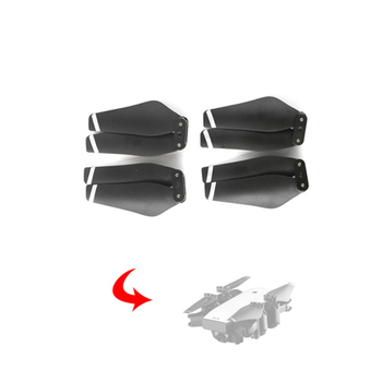 Propellers Blade for S20 drone 1080P Foldable RC Drone Quadcopter Pocket Helicopter Protective frame pare part Free shipping цена 2017