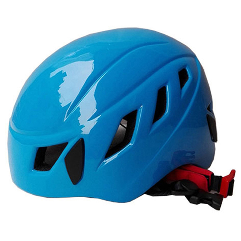 Top Quality Professional Rock Climbing Helmet Mountain Climbing Helmet Ice Climbing Helmet Water Sports Special Sports black kayak boating water sports helmet abs out shell prefessional water skiing helmet