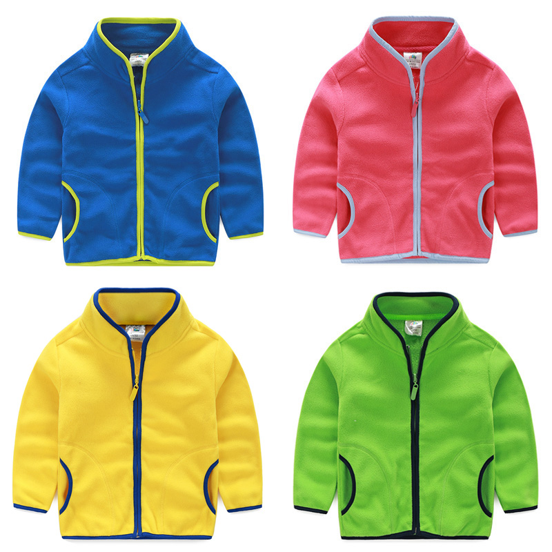 Fleece Jacket For Kids - Best Jacket 2017