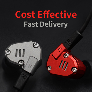 Image 5 - KZ ZS6 2DD 2BA Hybrid  Earphone In Ear HIFI Stereo Sport Headset Suitable Bluetooth ZS5 Pro Pre sale Priority delivery