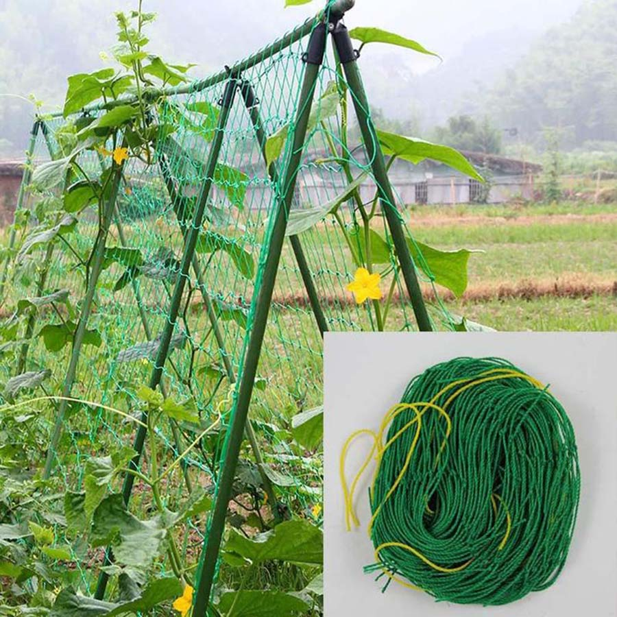 1.8м * 1.8м садовые ограждения нейлоновая сетка для роста растений альпинистская рама заборная