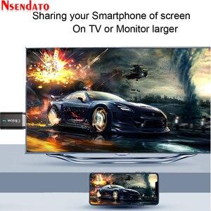 Image 3 - Двухдиапазонный 5G/2,4G 1080P Беспроводной Miracast DLNA AirPlay HDMI медиа ТВ приемник Wi Fi Дисплей зеркального отображения Экран ТВ палка