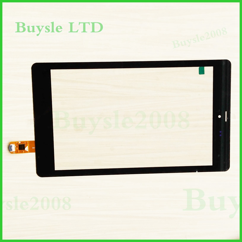 Free Shipping New 8inch Black TPC1318 VER5 0 Capacitive Touch Screen Digitizer Replacement Tablet PC