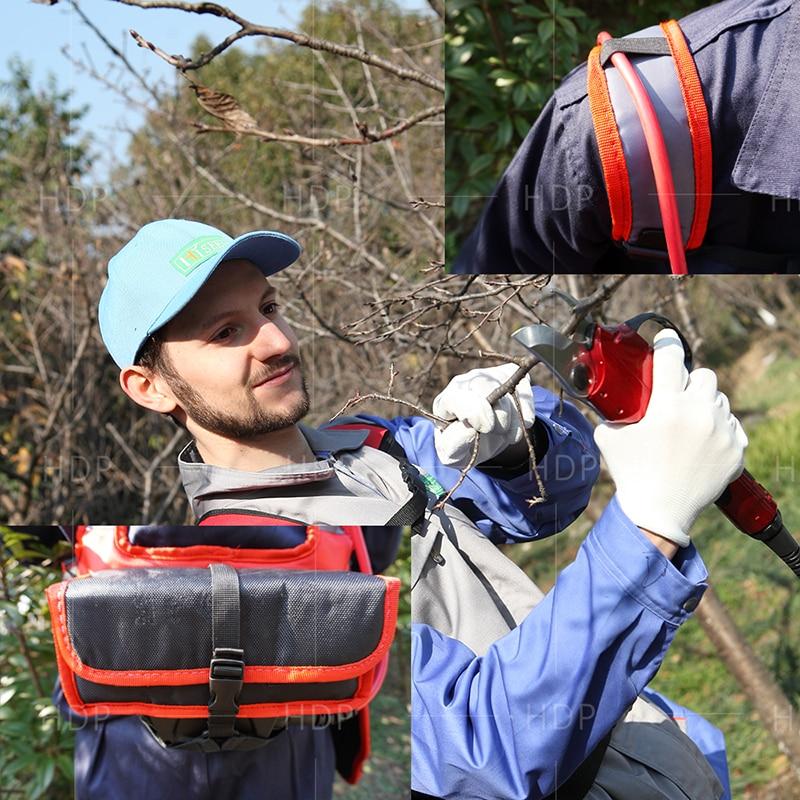 Elektrické nůžky na stříhání / zahrada a vinice / certifikát - Zahradní nářadí - Fotografie 3