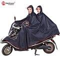 Непромокаемый дождевик для женщин/мужчин  толстая мотоциклетная дождевик  пончо из ткани Оксфорд  дождевик для женщин  непромокаемое пончо