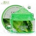 Reparación de Aloe gel sueño hidratante acné blanqueamiento impresa Aloe vera gel máscara para dormir 160 g máscara de cara a cara