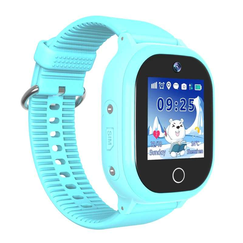 GPS tracker watches Kids Smart Watch IP67 Waterproof HD Camera GPS LBS Tracker SOS Call Voice Chat Wearable clock children TD06S