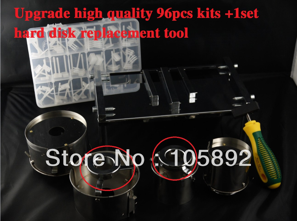 New Upgrade PC Hard disk Open repair tools data recovery tools replace the hard drive head  2.5-inch and3.5-inch hard disk 28 pcs hard drive head replacement tool hard disk repair tools for the 2 5 inch to 3 5 inch sas scsi seagate maxtor samsung