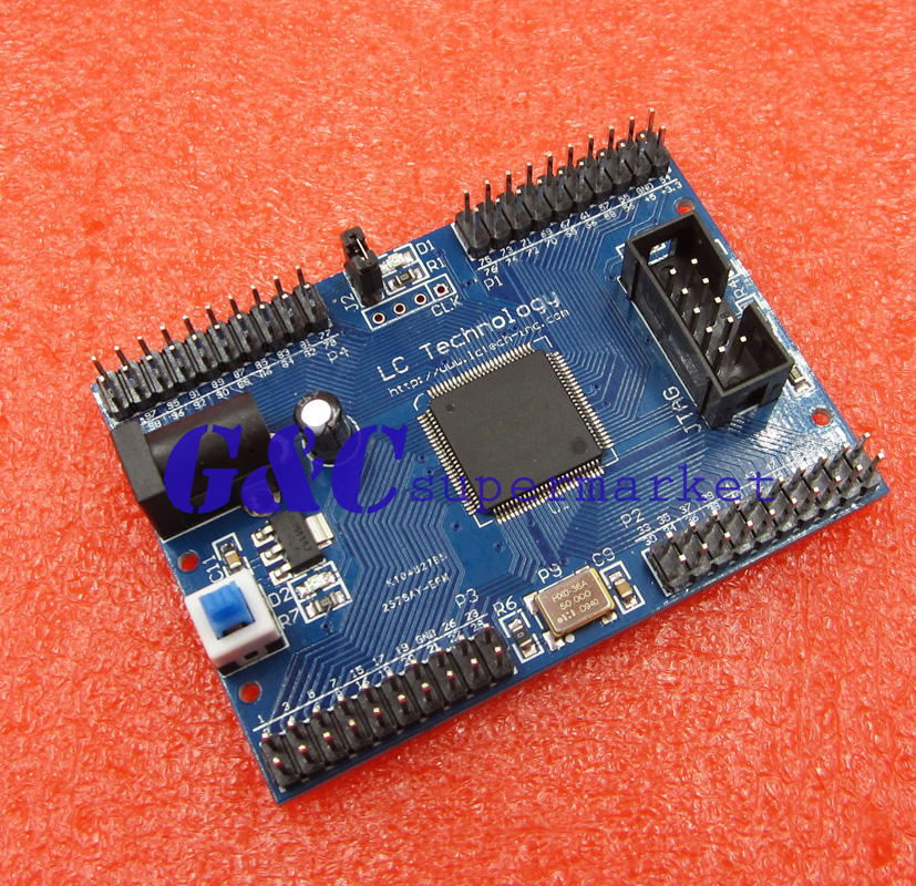 Integrated Circuits Max Ii Epm240 Cpld Development Board Learning Board Breadboard Diy Electronic Online Shop Active Components