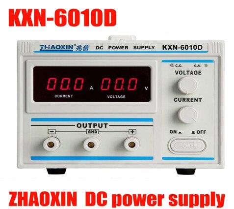 все цены на KXN-6010D High-power Switching DC Power Supply 0-60V Voltage Output,0-10A Current Output онлайн