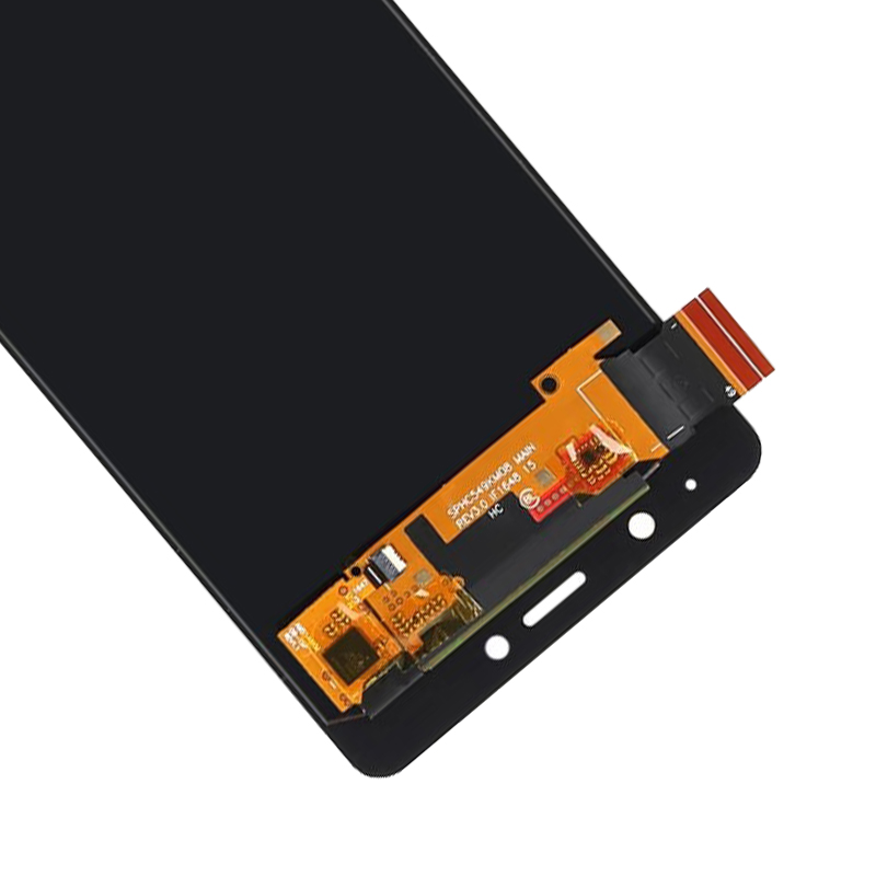 5.5 Original Para Lenovo Vibe P2 Display LCD de Toque Digitador Da Tela Com Moldura Para Lenovo P2 P2c72 P2a42 Exibição peças de montagem - 5