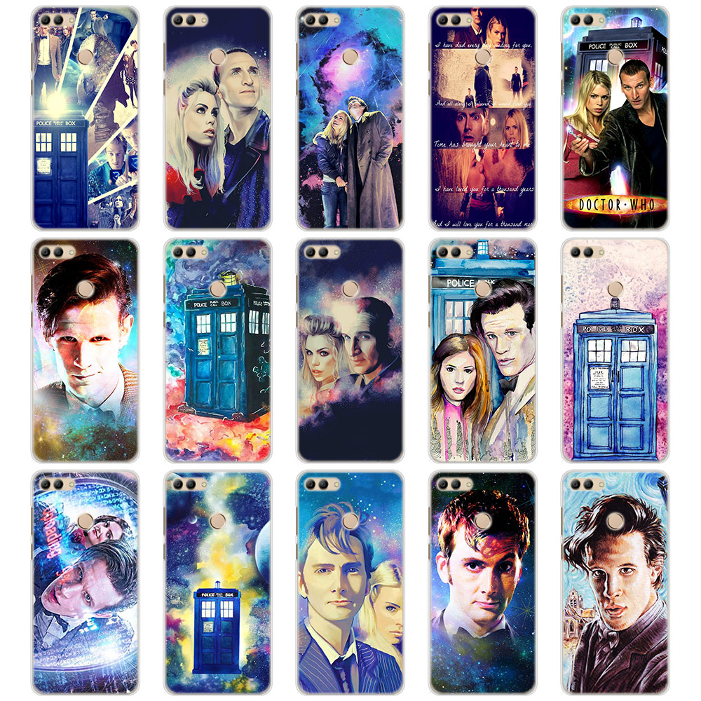Reasonable 9th And Rose Doctor Who Phone Cases Cover For Huawei Y3 Y5 Y6 Prime Y7 Y9 2018 Y7 Prime Hard Pc Case Cover Cellphones & Telecommunications Half-wrapped Case