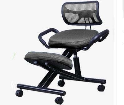 Kneeling Chair Adult Correctional Sitting Position Computer Chair Home Use Chair Back Study Writing Chair .