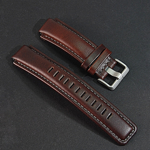 Genuine Leather Watch band Watch Strap.Replacement for