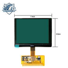 Brand New VDO LCD CLUSTER Display Screen For Audi A3 A4 A6 for Volkswagen Golf Passat for VW Skoda LCD Dashboard Repair Screen
