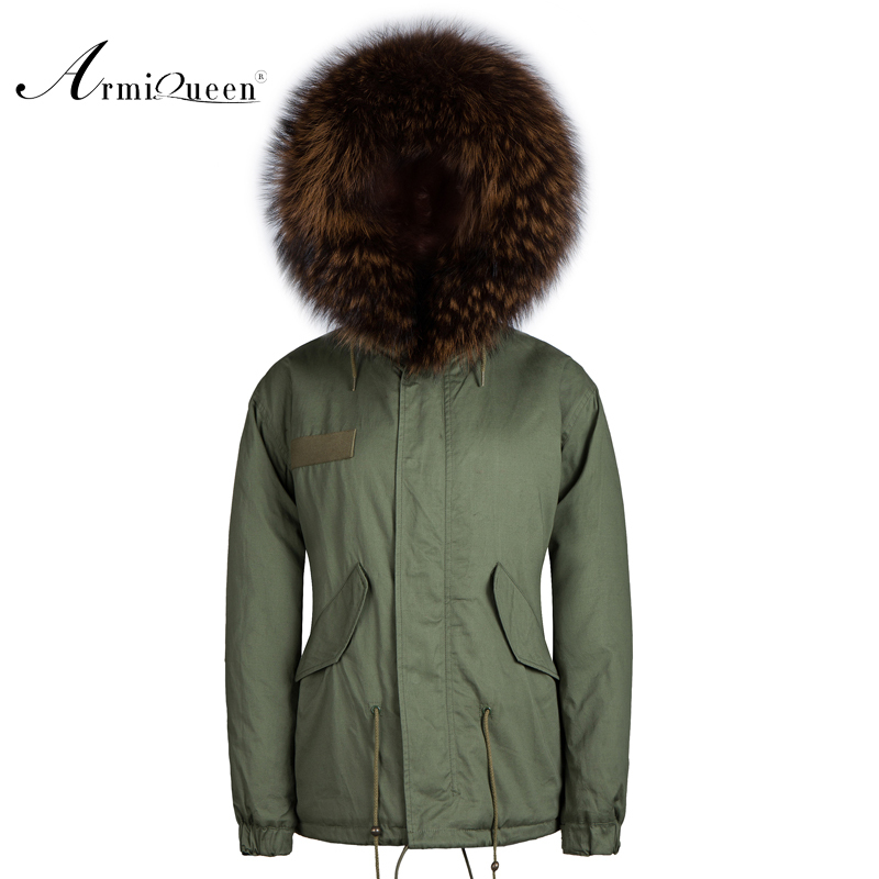 Winter Coats men Korean Style Faux Fur Lined Jackets Cotton-padded Outerwear Military Parka abrigos mujer 3XXL Plus Size