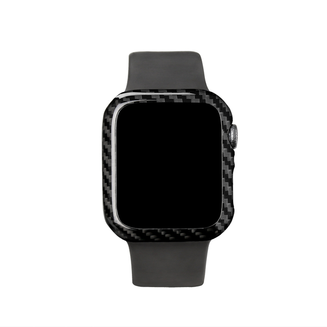 Ultra Thin Real Carbon Fiber for Apple Watch Series 4