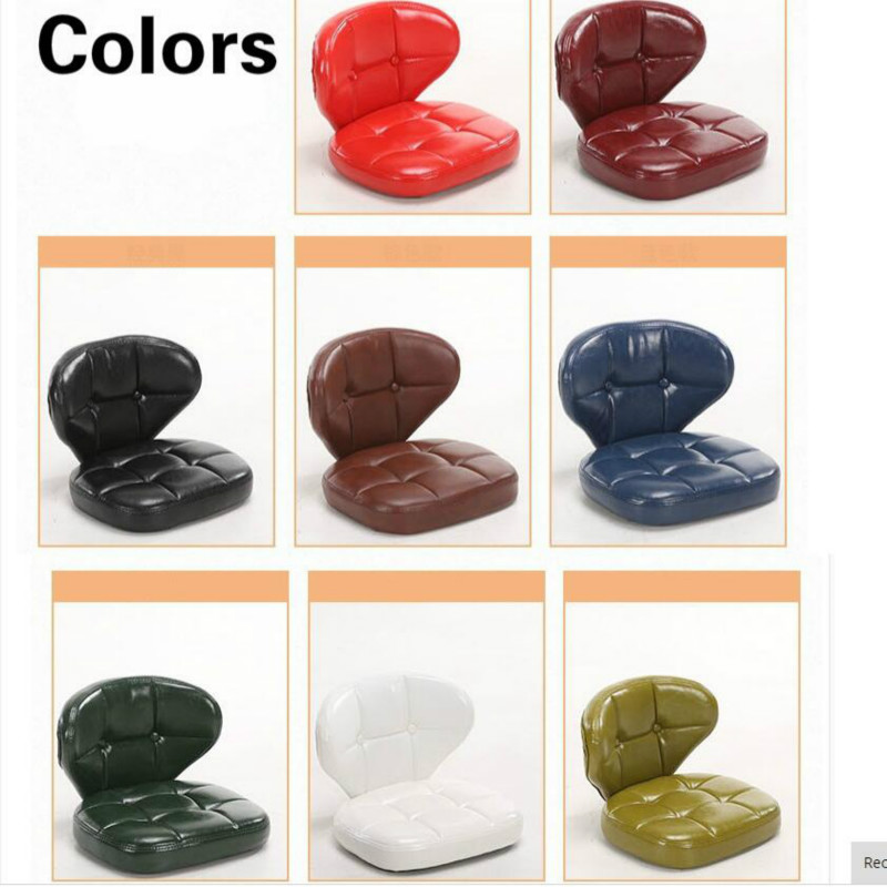 Image 5 - Bar stools Surface Computer Office Swivel Lifting Chair Surface Back Furniture Accessories Comfortable Safe Colorful Thickened-in Furniture Accessories from Furniture