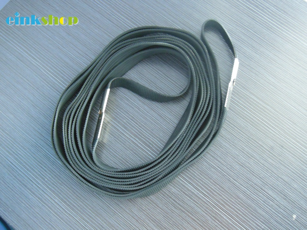 einkshop 42inch B0 Size Carriage Belt  For HP DesignJet 5000 5100 5500 5000PS Plotter Printer C6090-60072 1x encoder strip new for hp designjet 5500 5000 c6090 60267 b0 42 inch on high quality