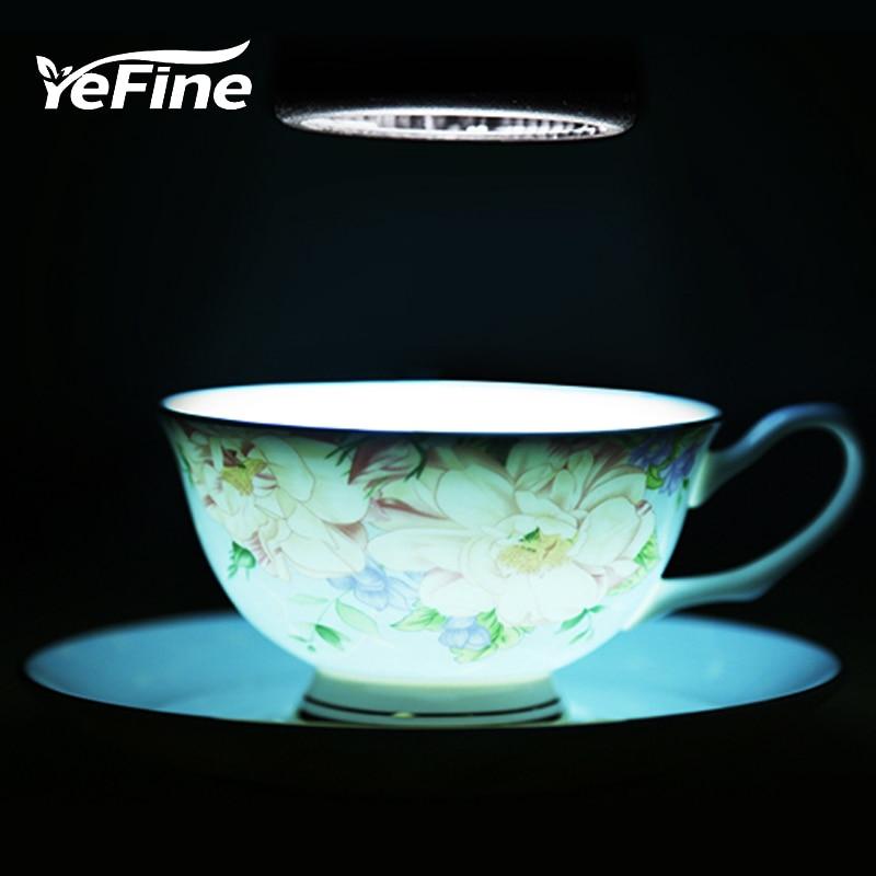 YeFine Ceramic Coffee Cup And Saucer Sets Porcelain Tea