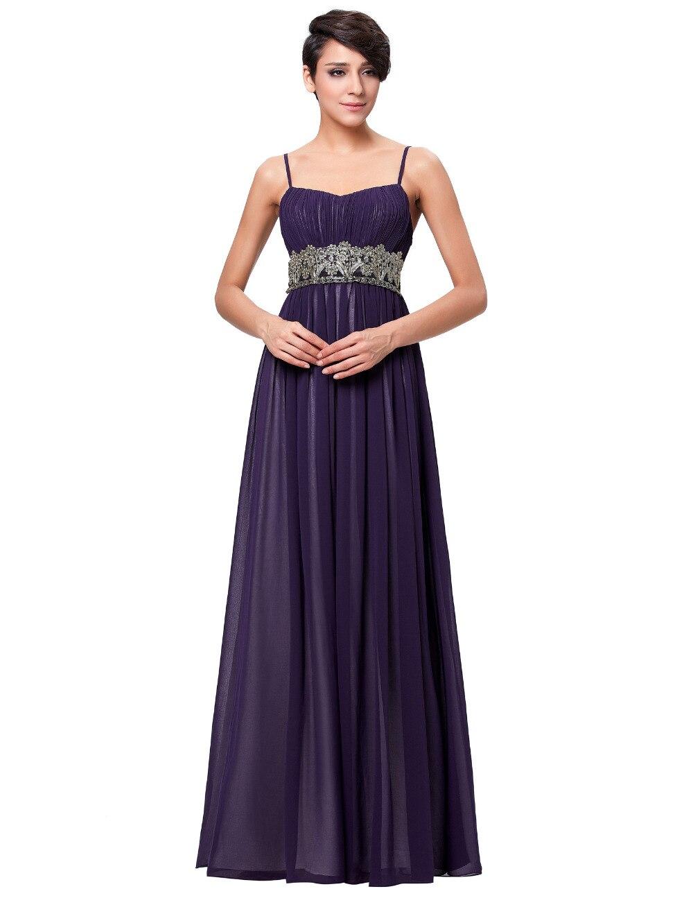 Online get cheap guava bridesmaid dresses aliexpress green purple bridesmaid dresses long chiffon spaghetti strap prom formal gown floor length applique bride maids ombrellifo Gallery