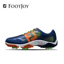 FootJoy FJ Junior's Golf Shoes Breathable Waterproof Stability 2016 New