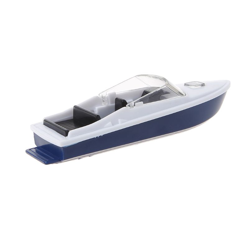 Kids Children Simulation Boat Toys Home Decoration Accessories Simulated Model