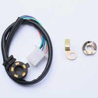 Motorcycle Parts Gear Position Sensor Neutra Universal Washers For Horizontal Motors 70cc,90cc, 100cc, 110cc,