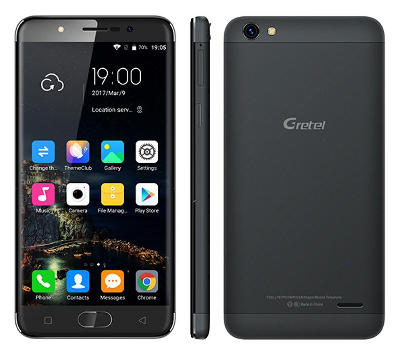Gretel A9 5 0 1280 720 IPS Mobile Phone 4G LTE Android 6 0 MTK6737 Quad